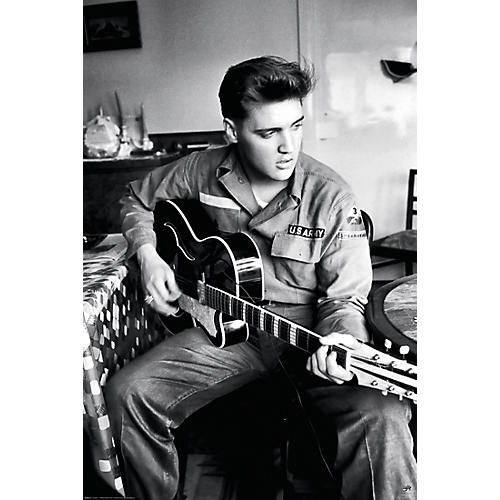Hal Leonard Elvis Presley - Wall Poster thumbnail