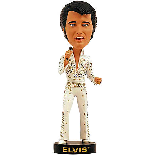 Entertainment Earth Elvis Presley Aloha Bobble Head thumbnail