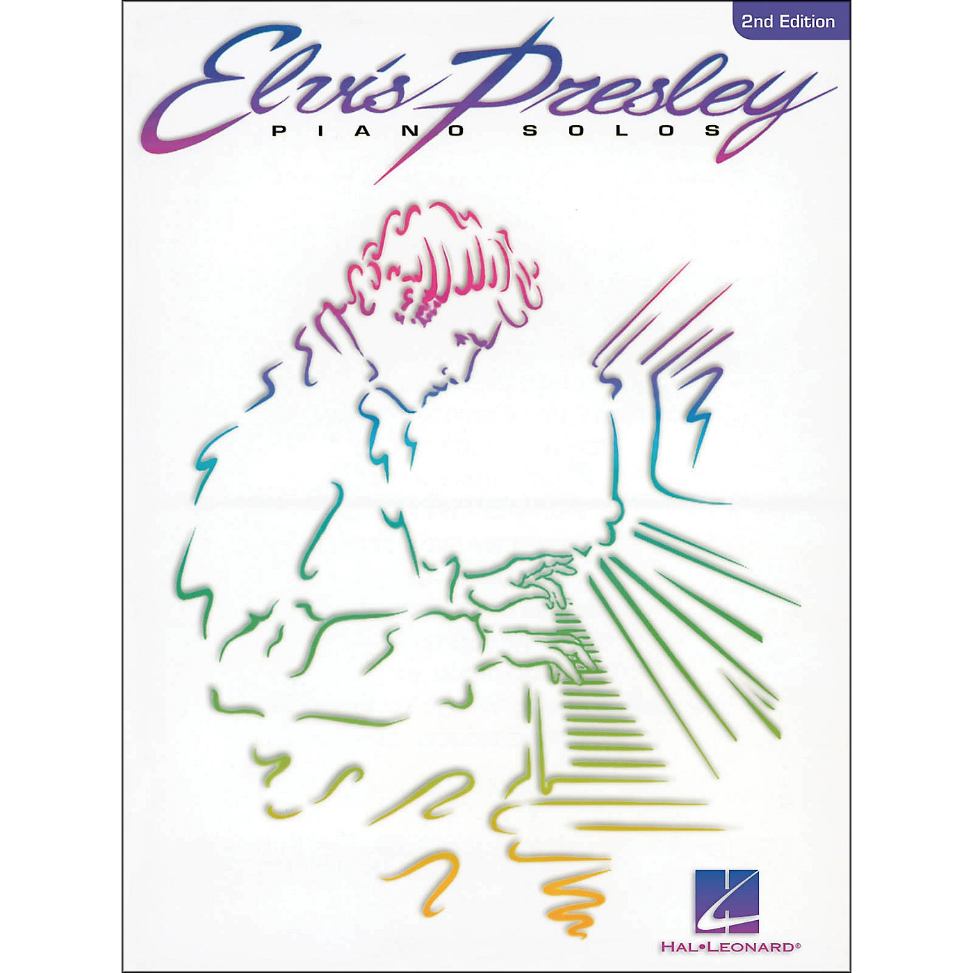 Hal Leonard Elvis Presley Piano Solos 2nd Edition thumbnail