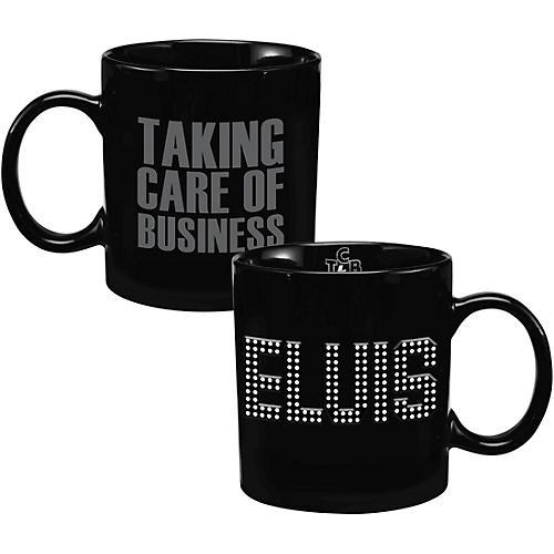 Vandor Elvis Presley Taking Care of Business 20 oz. Ceramic Mug thumbnail