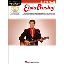 Hal Leonard Elvis Presley for Alto Sax - Instrumental Play-Along Book/CD Pkg