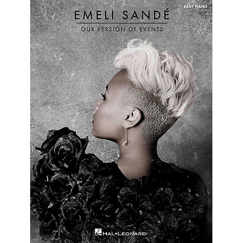 Hal Leonard Emeli Sande - Our Version Of Events for Easy Piano thumbnail