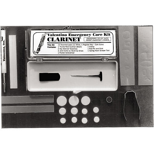 Valentino Emergency Clarinet Repair Kit thumbnail