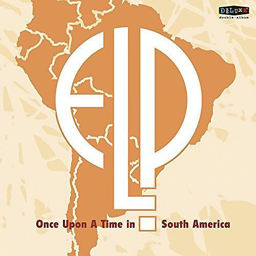Alliance Emerson, Lake & Palmer - Once Upon A Time In South America thumbnail