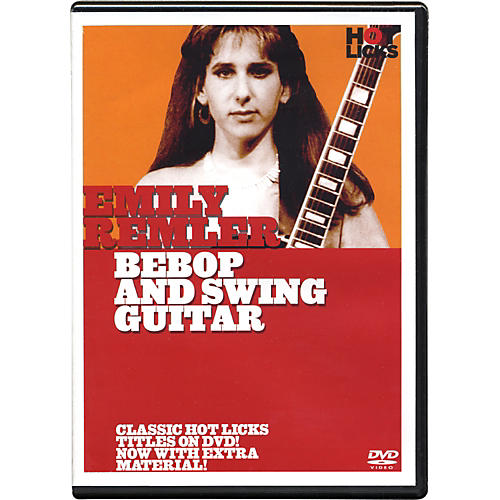 Hot Licks Emily Remler Bebop and Swing Guitar DVD-thumbnail