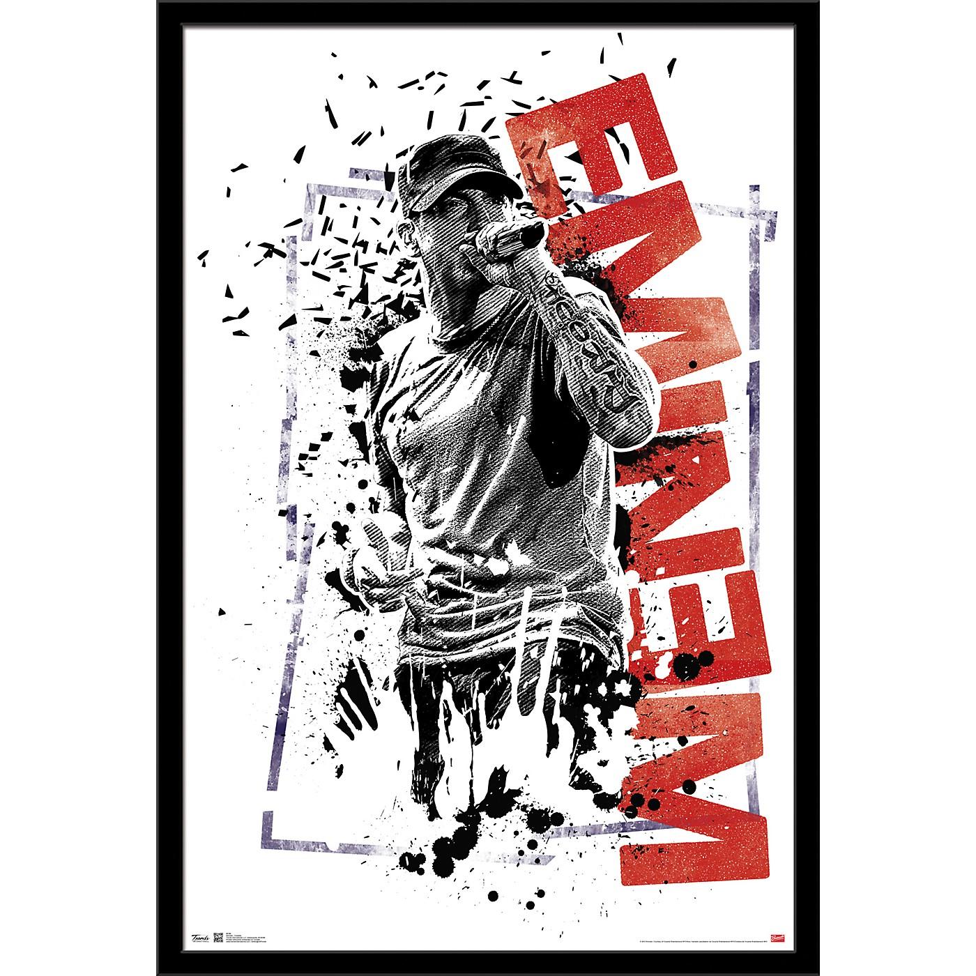 Trends International Eminem - Crumble Poster thumbnail