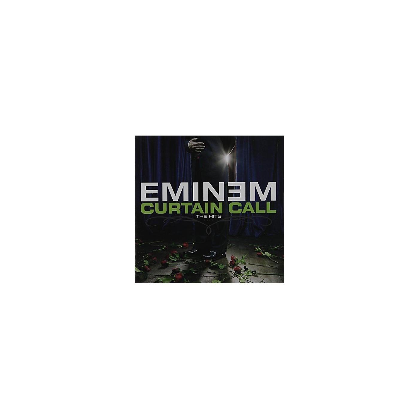 Alliance Eminem - Curtain Call: The Hits (CD) thumbnail