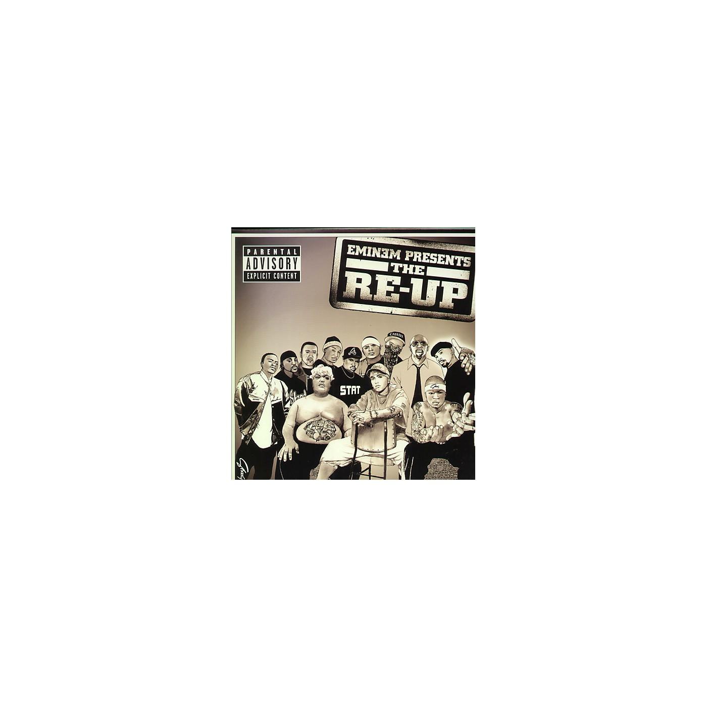 Alliance Eminem - Eminem Presents the Re-Up thumbnail
