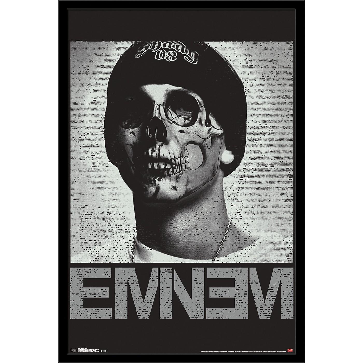 Trends International Eminem - Skull Poster thumbnail