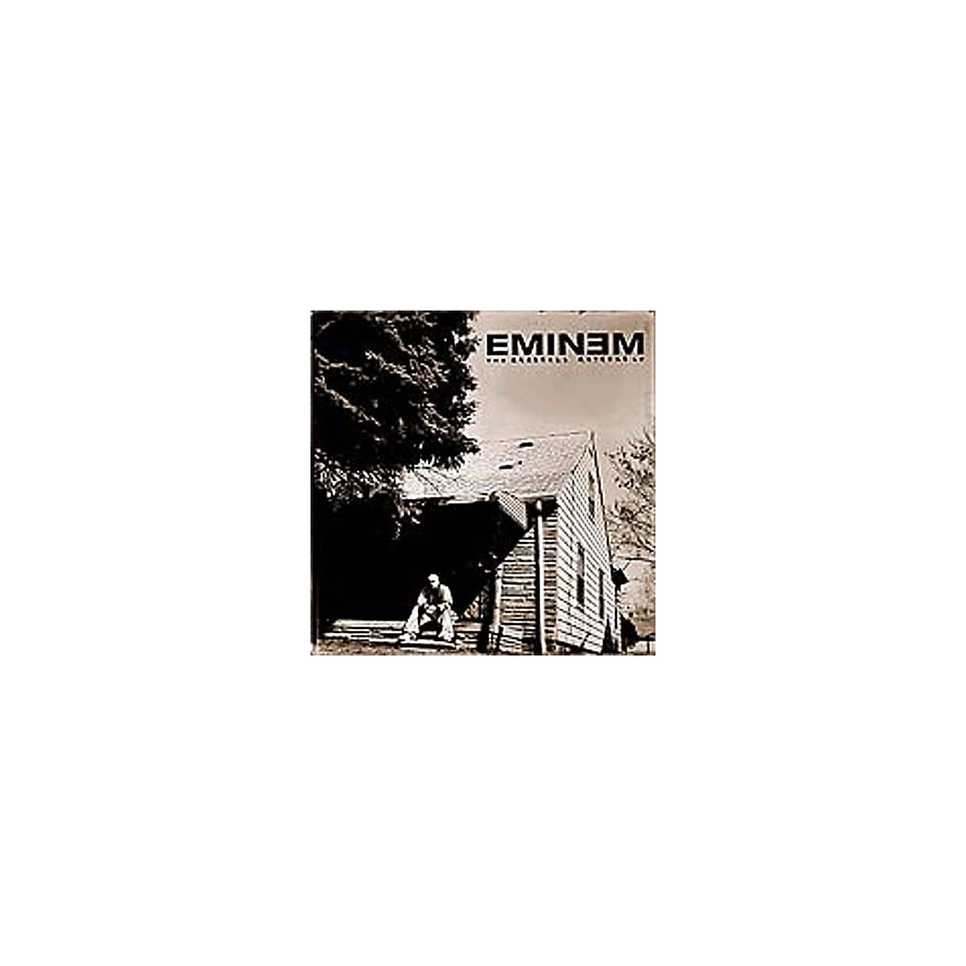 Universal Music Group Eminem - The Marshall Mathers LP thumbnail
