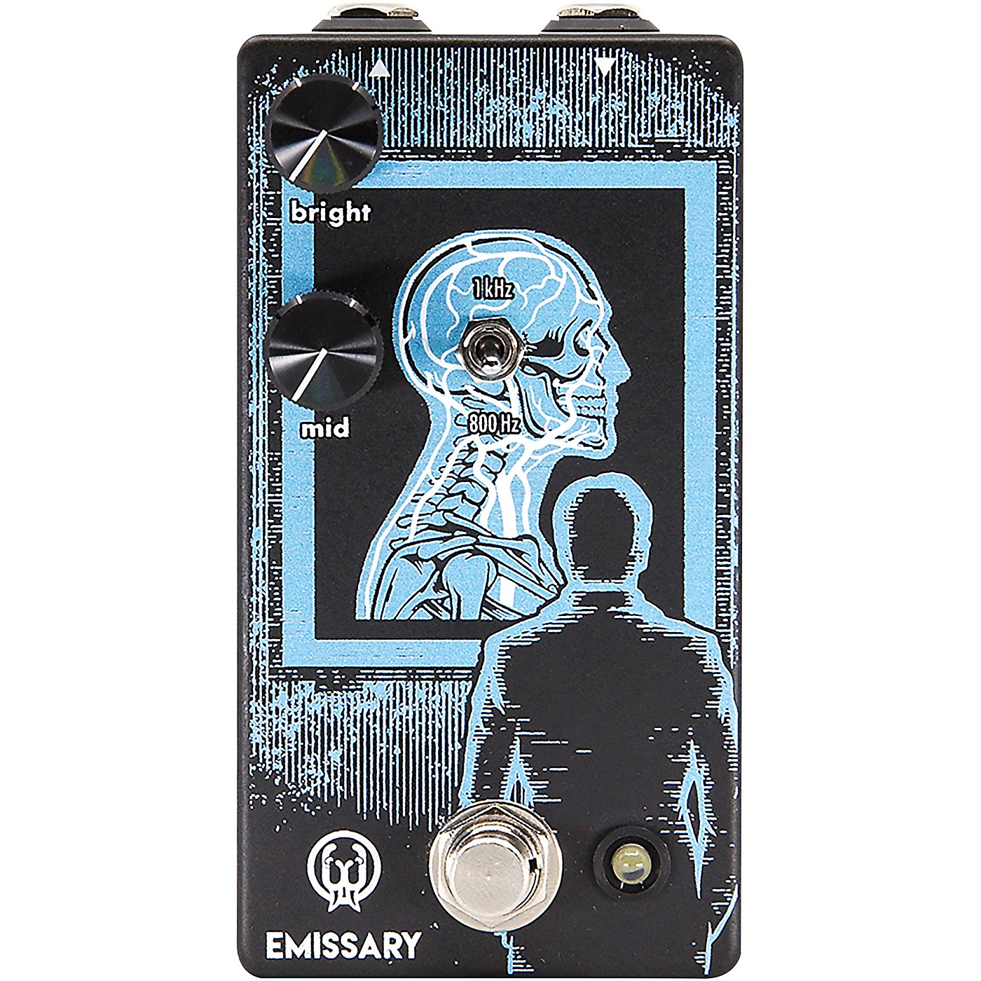 Walrus Audio Emissary Parallel Boost Effects Pedal thumbnail