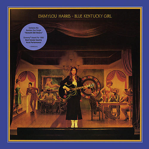 Alliance Emmylou Harris - Blue Kentucky Girl thumbnail