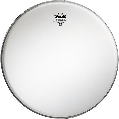 Remo Emperor Coated White Bass Drum Head thumbnail