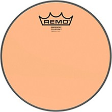Remo Emperor Colortone Orange Drum Head
