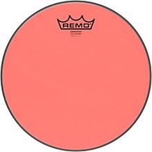Remo Emperor Colortone Red Drum Head