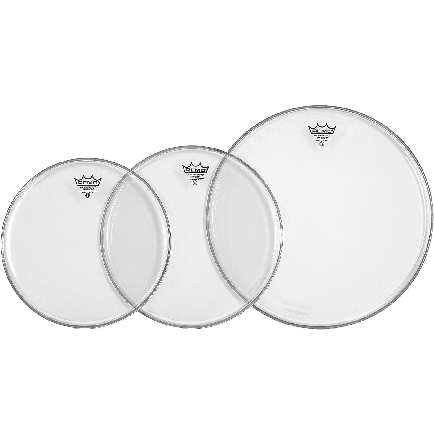 Remo Emperor Tom Drumhead Pack thumbnail