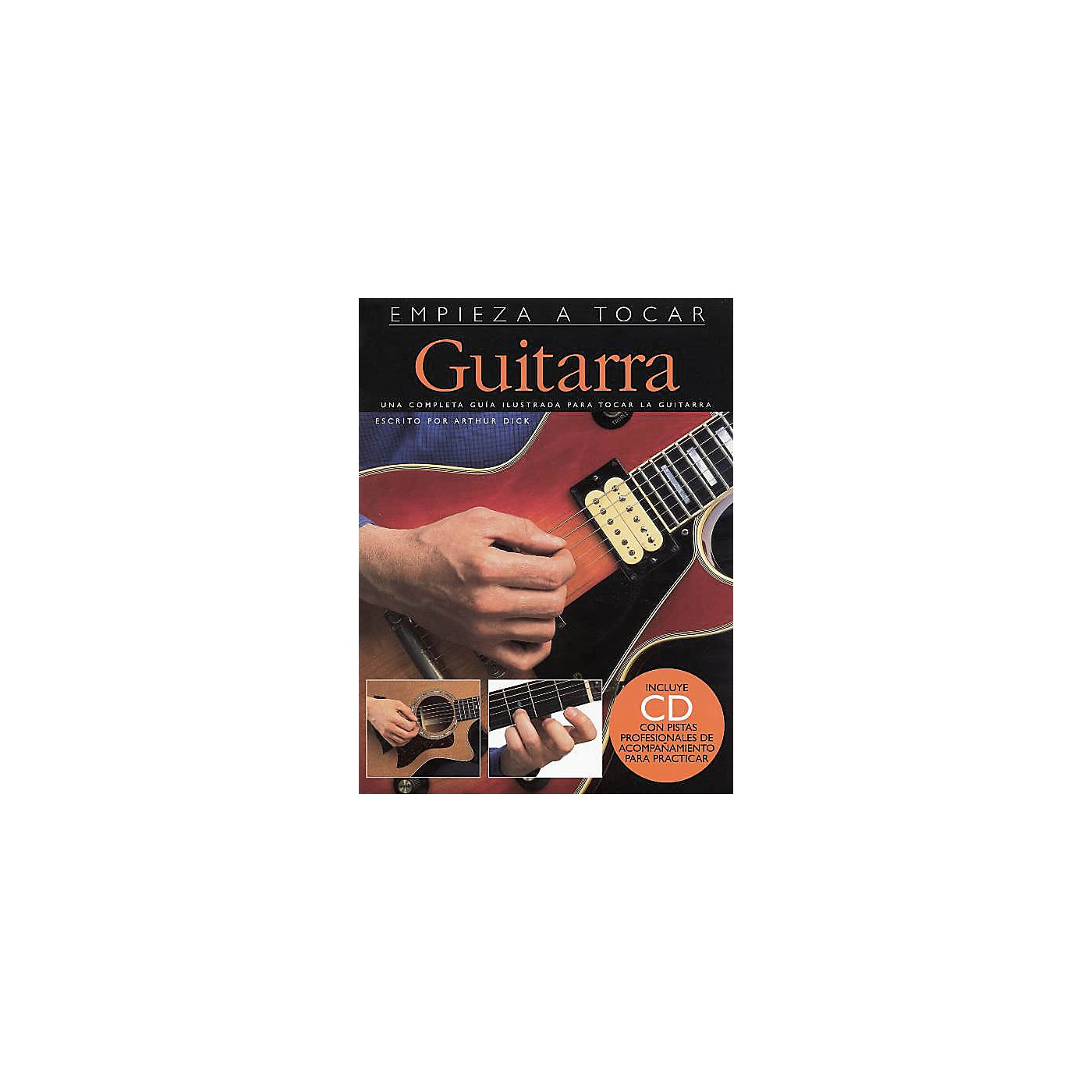 Music Sales Empieza A Tocar Guitarra Music Sales America Series Softcover with CD Written by Various thumbnail
