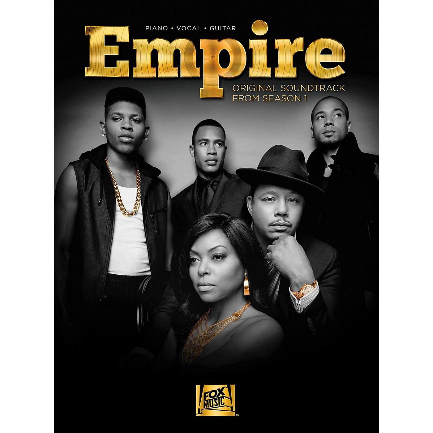 Hal Leonard Empire - Original Soundtrack From Season 1 thumbnail
