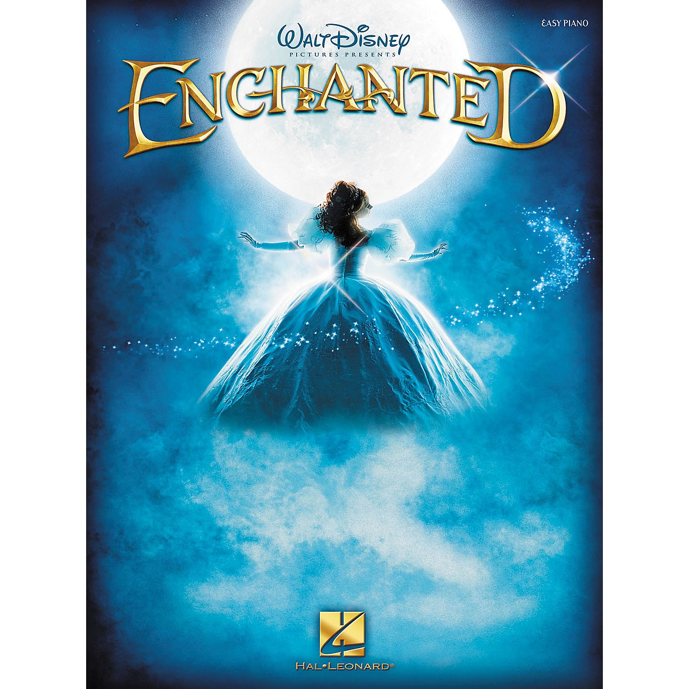 Hal Leonard Enchanted For Easy Piano thumbnail
