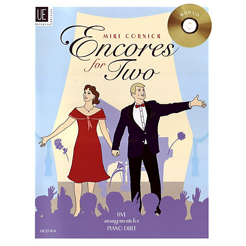 Carl Fischer Encores For Two Book thumbnail