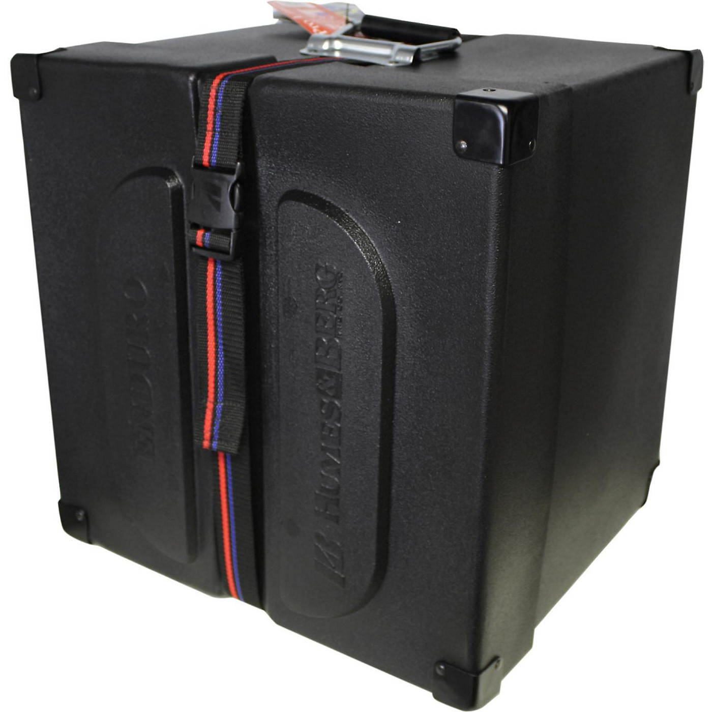 Humes & Berg Enduro Marching Square Snare Drum Casewith Foam thumbnail