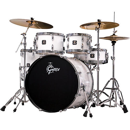Gretsch Drums Energy 5-Piece Drum Set With Hardware and Sabian Cymbals thumbnail