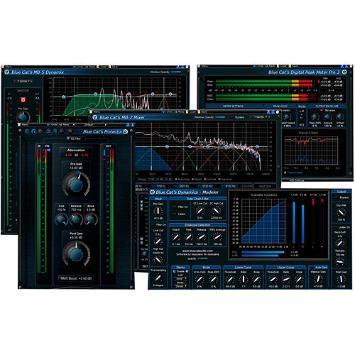 Blue Cat Audio Energy Plug-in Pack thumbnail