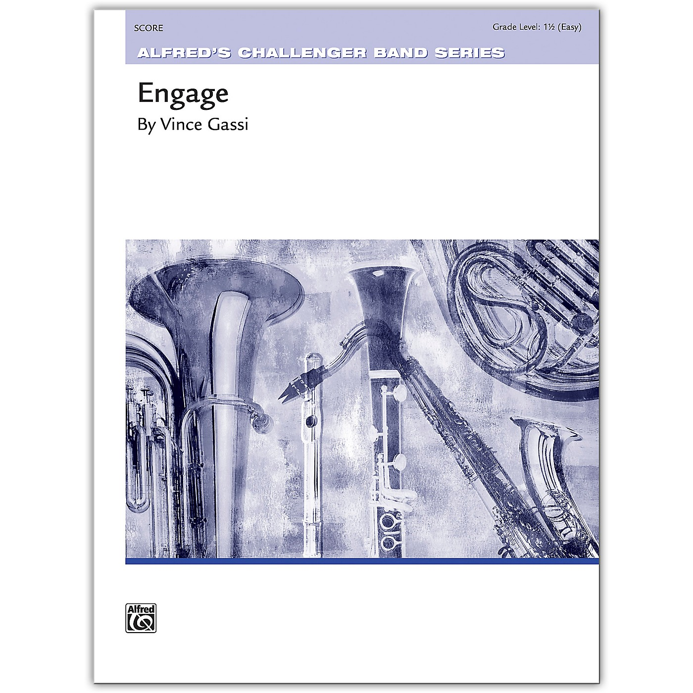 Alfred Engage Conductor Score 1.5 (Easy) thumbnail