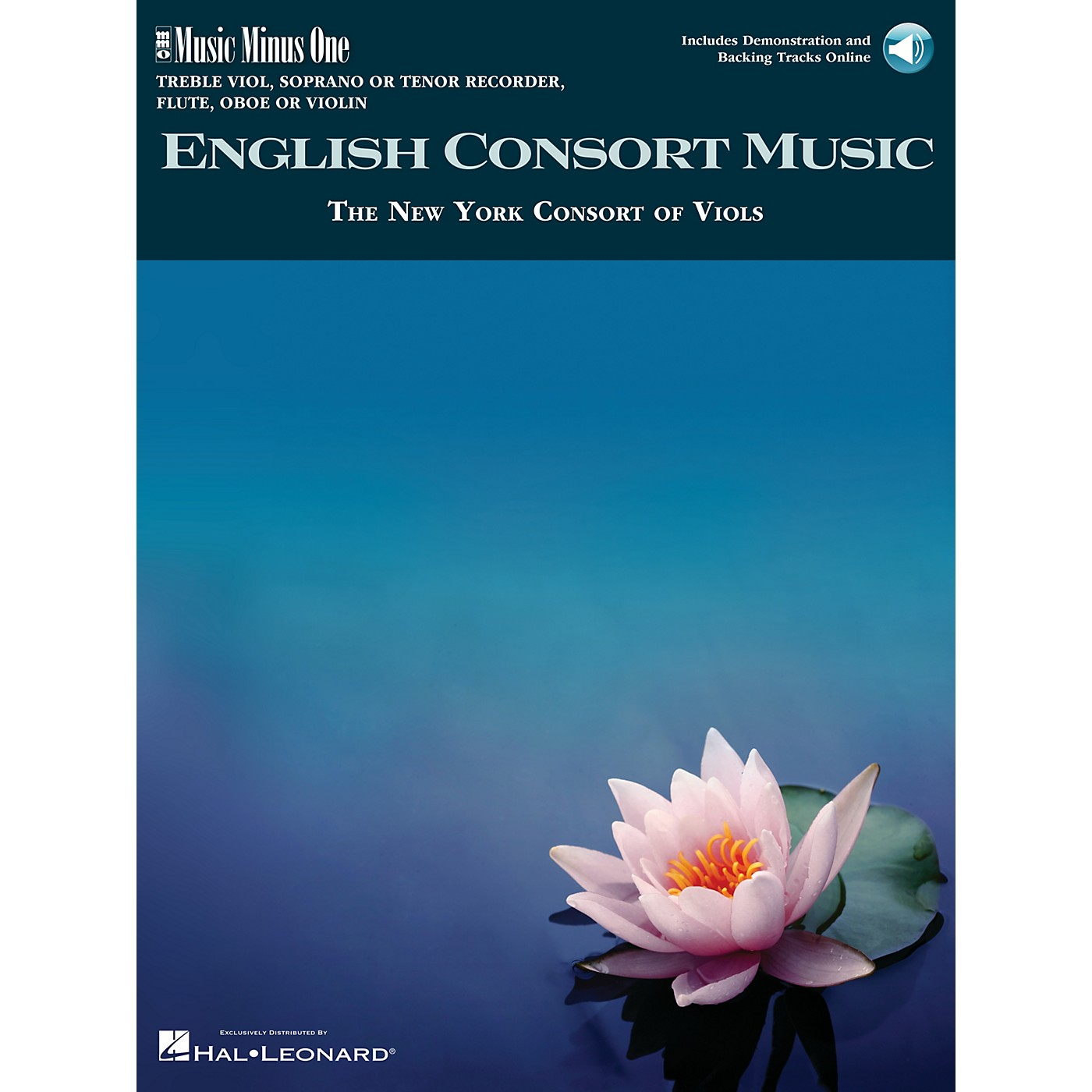 Music Minus One English Consort Music Music Minus One Series Softcover with CD  by Various thumbnail