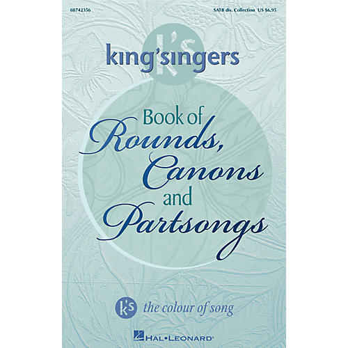 Hal Leonard English Renaissance (Collection - The Colour of Song, Vol. 1) SATB A Cappella by The King's Singers thumbnail