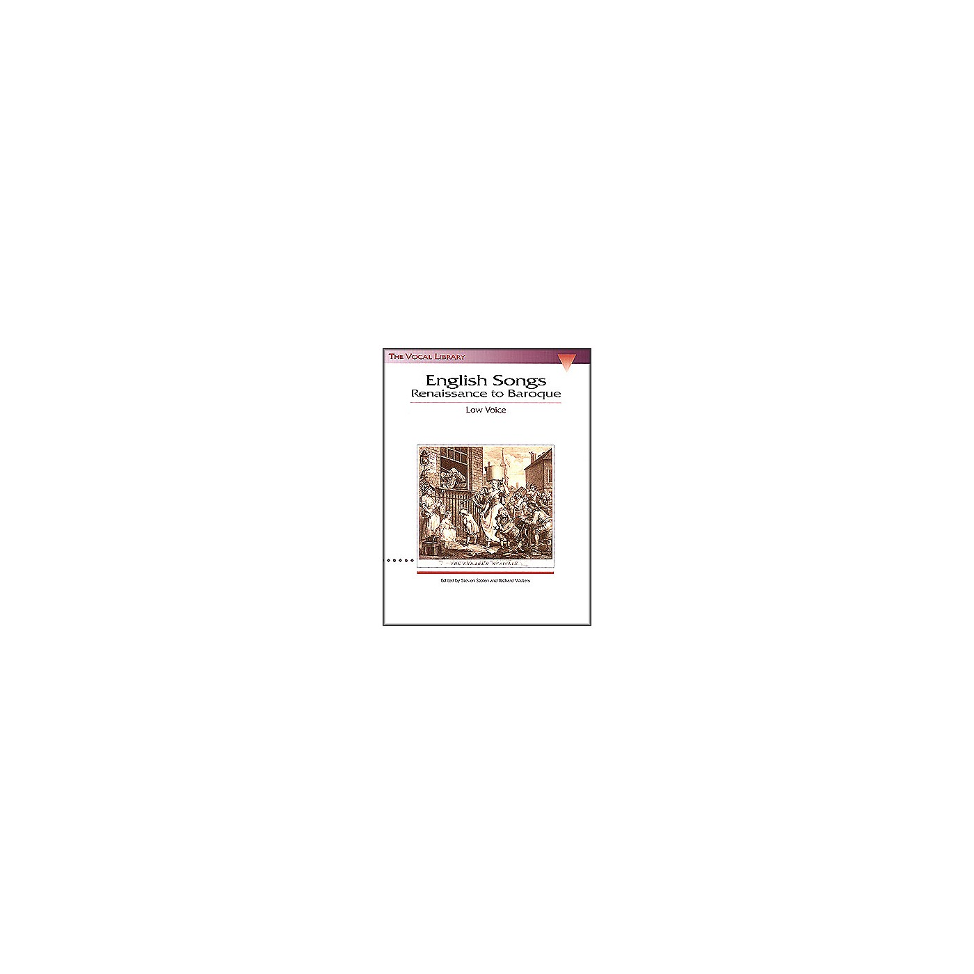 Hal Leonard English Songs - Renaissance To Baroque for Low Voice (The Vocal Library Series) thumbnail
