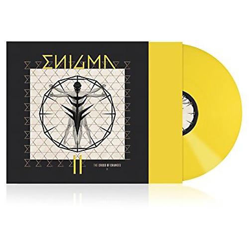Alliance Enigma - Cross Of Changes (Yellow Vinyl) thumbnail