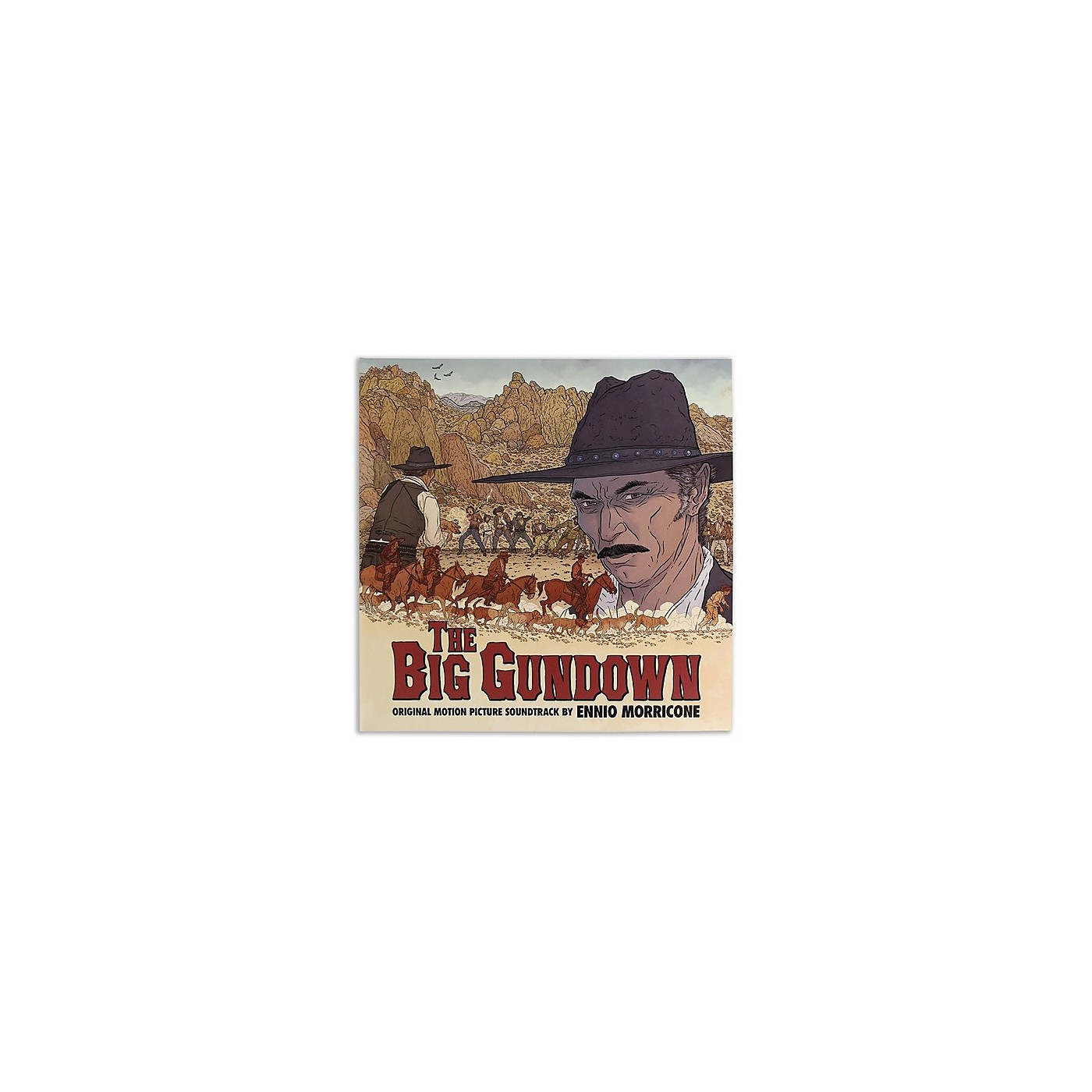 Alliance Ennio Morricone - Big Gundown (Original Soundtrack) thumbnail