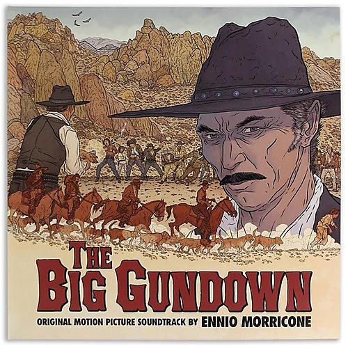 Alliance Ennio Morricone - Big Gundown (Original Soundtrack) thumbnail