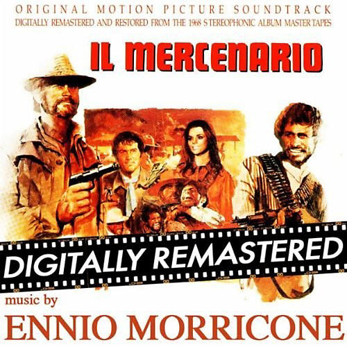 Alliance Ennio Morricone - Il Mercenario (Original Soundtrack) thumbnail