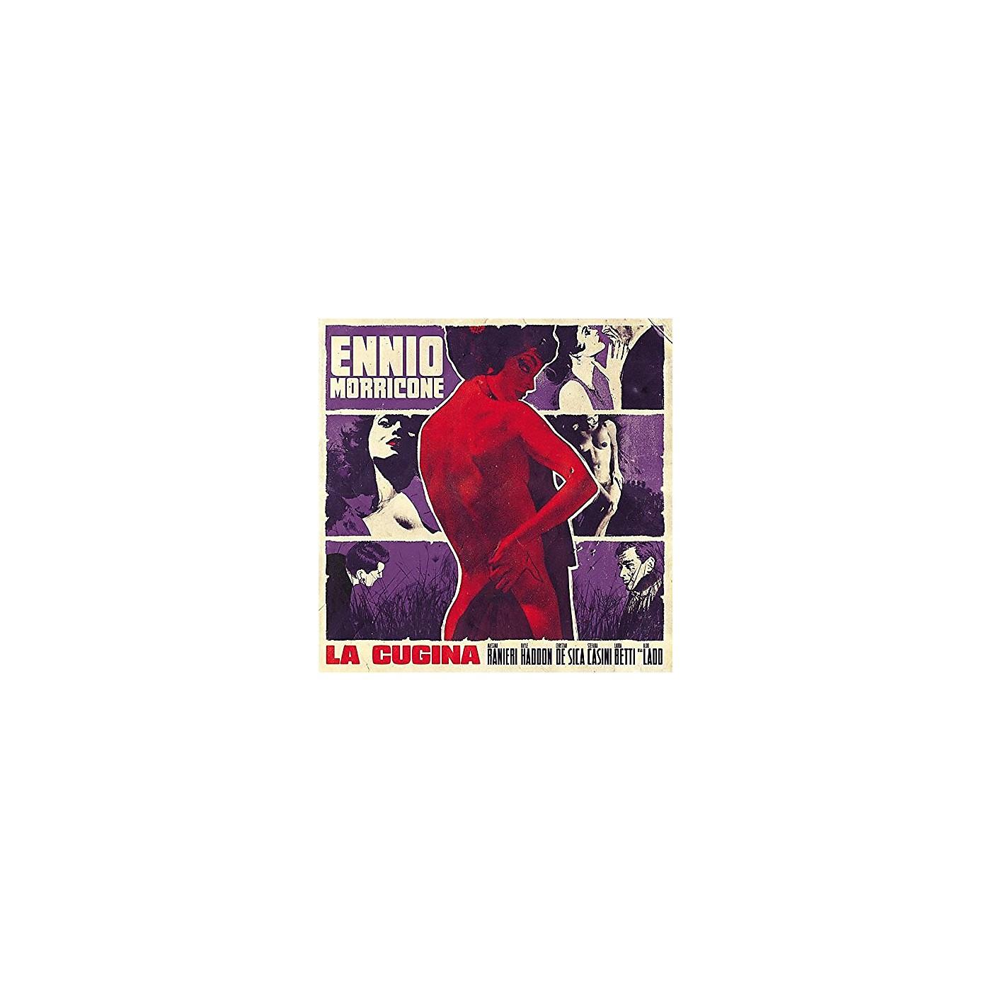 Alliance Ennio Morricone - La Cugina (Original Soundtrack) thumbnail