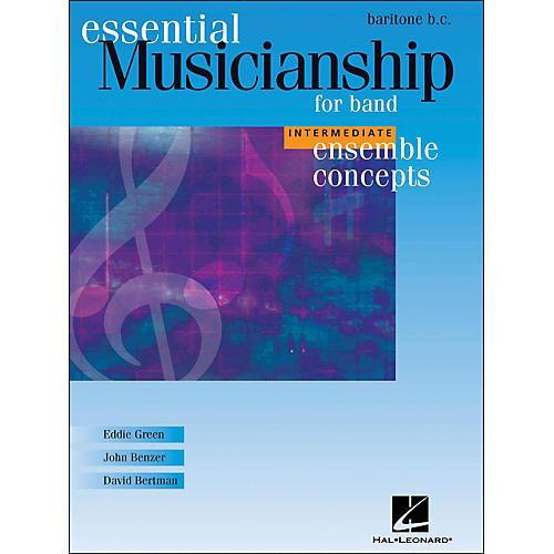 Hal Leonard Ensemble Concepts for Band - Intermediate Level Baritone BC thumbnail