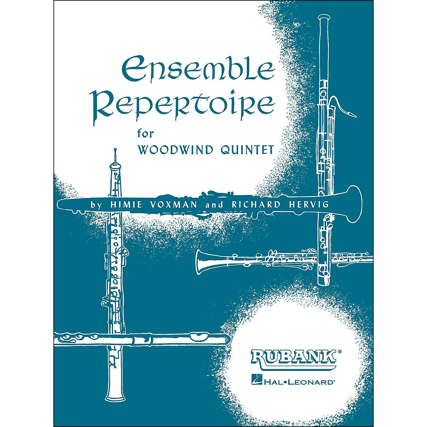 Hal Leonard Ensemble Repertoire for Woodwind Quintet French Horn In F thumbnail