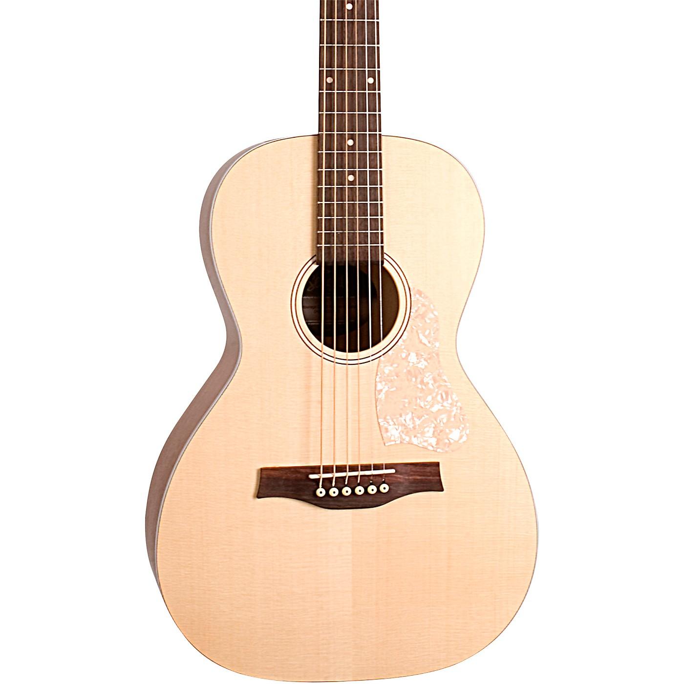Seagull Entourage Grand Natural Almond Acoustic Guitar thumbnail