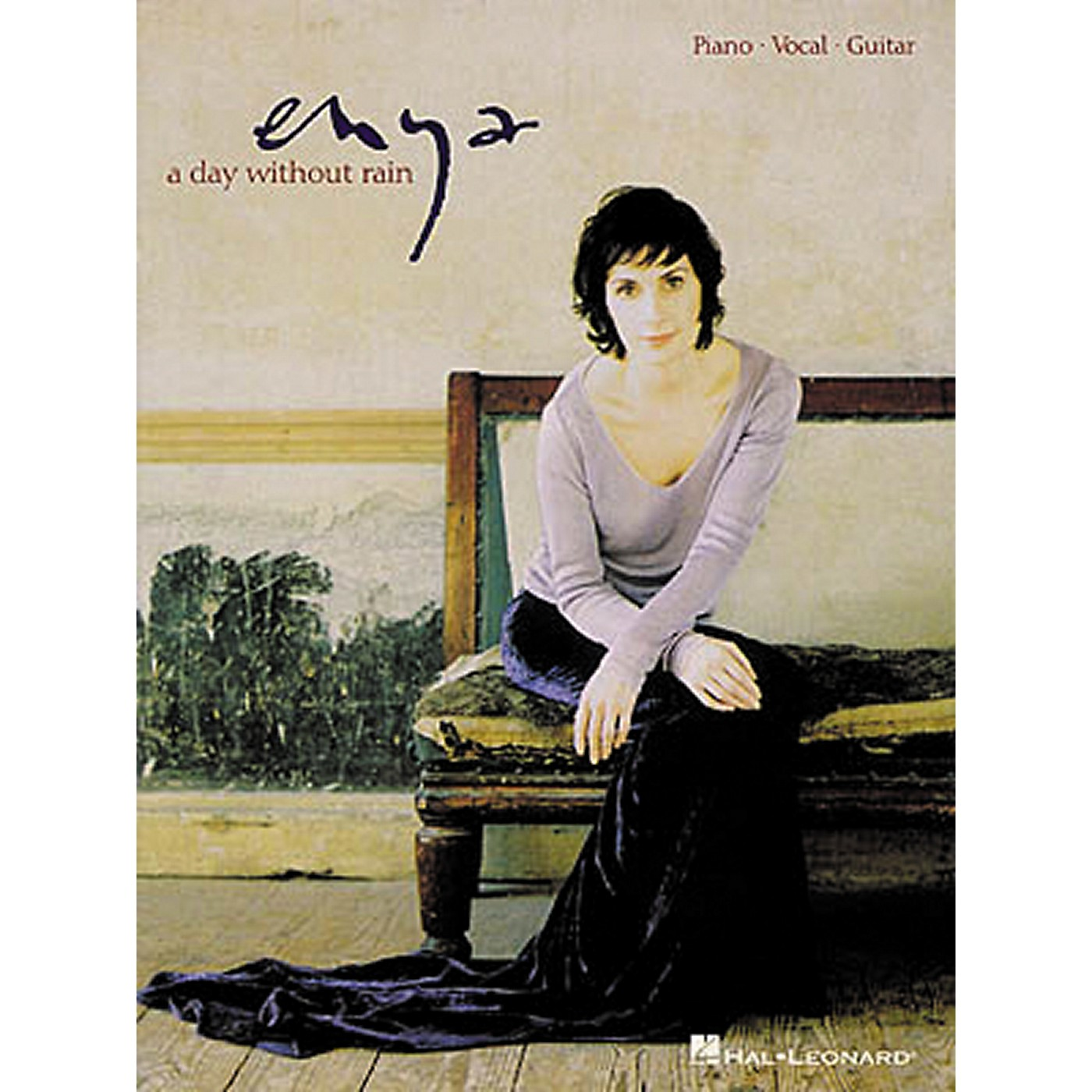 Hal Leonard Enya - A Day Without Rain Piano, Vocal, Guitar Book thumbnail