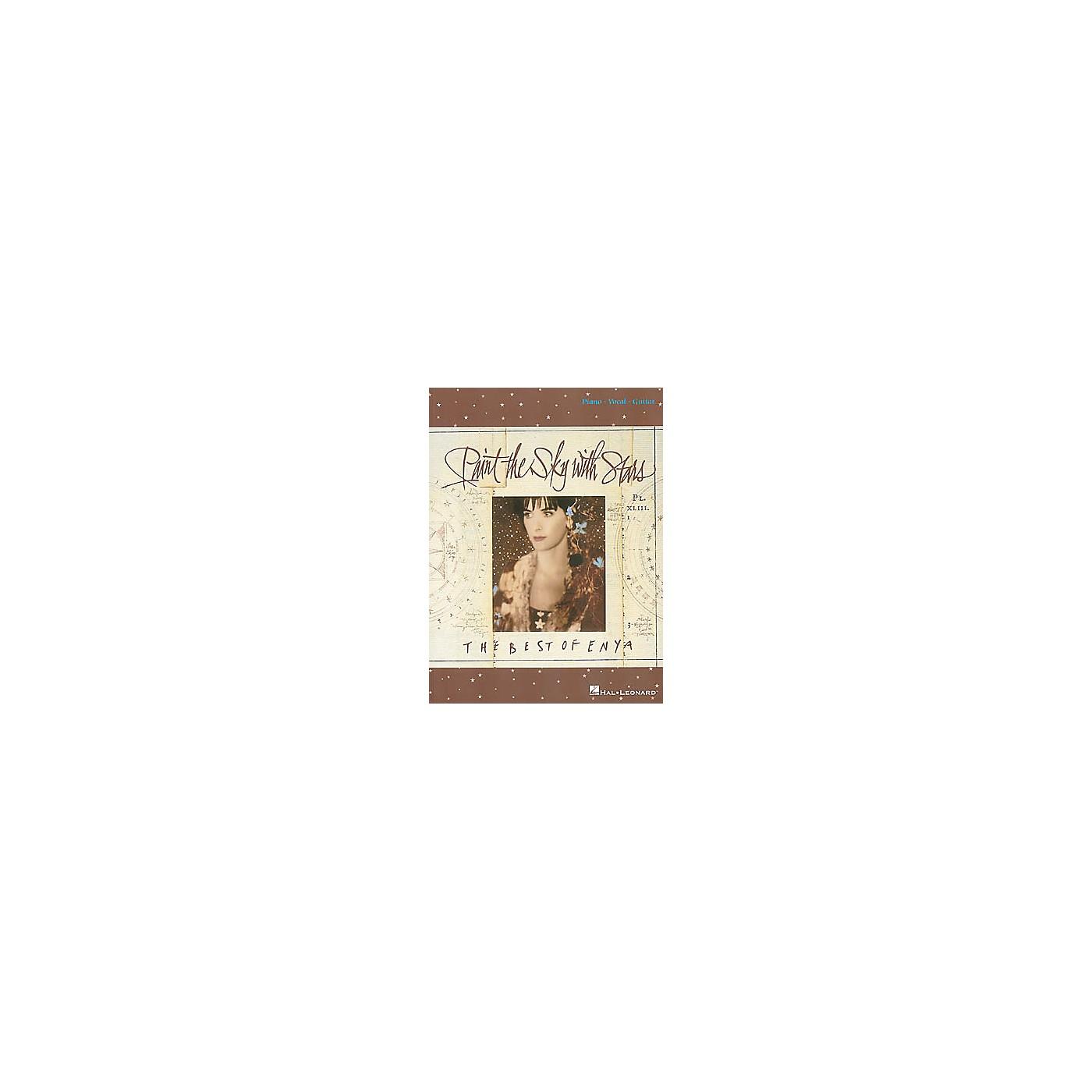 Hal Leonard Enya - Paint the Sky with Stars Book thumbnail