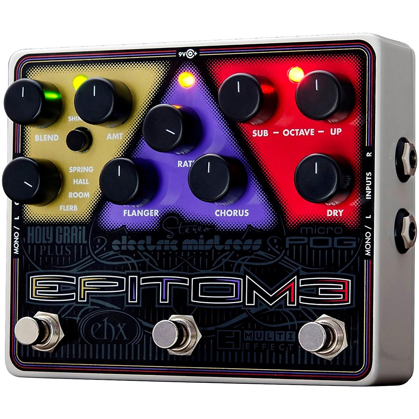 Electro-Harmonix Epitome Multi-Effects Guitar Pedal thumbnail