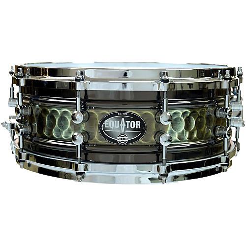 Dixon Equator Series Steel/Aluminum Snare Drum thumbnail