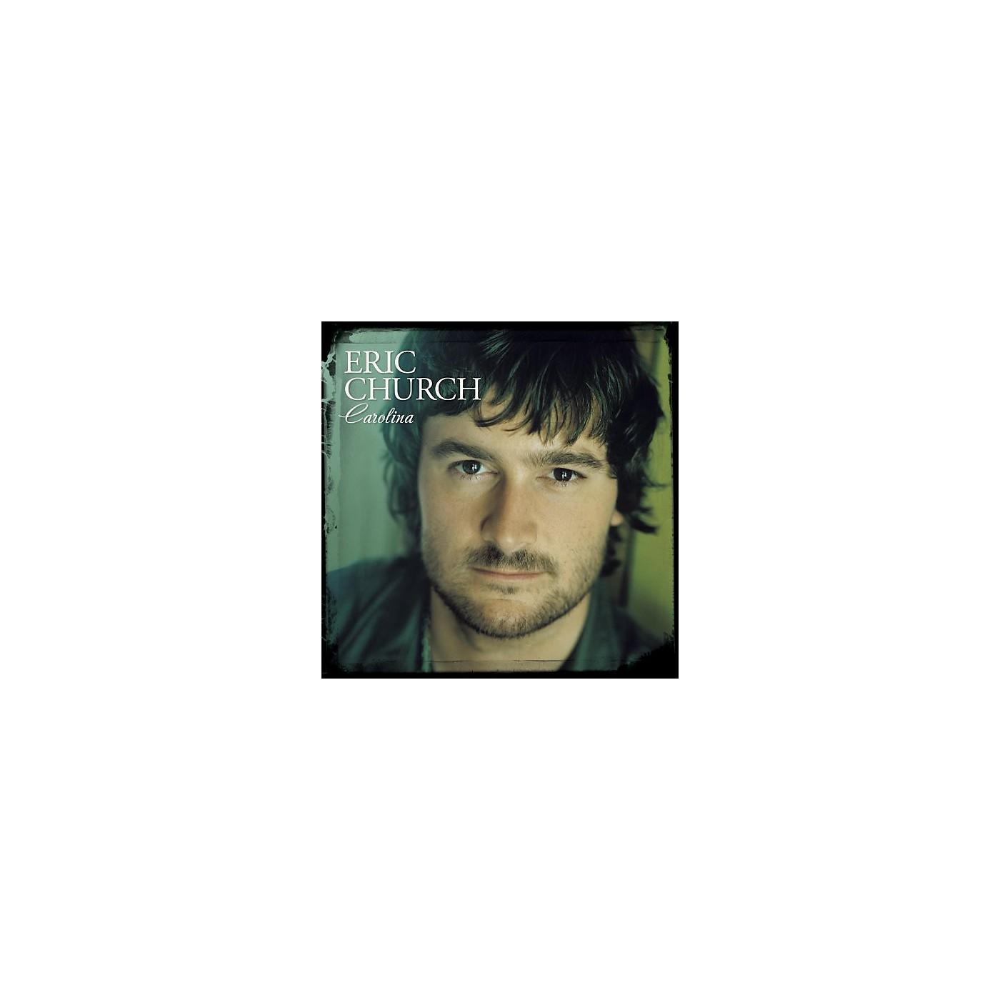 Alliance Eric Church - Carolina (CD) thumbnail