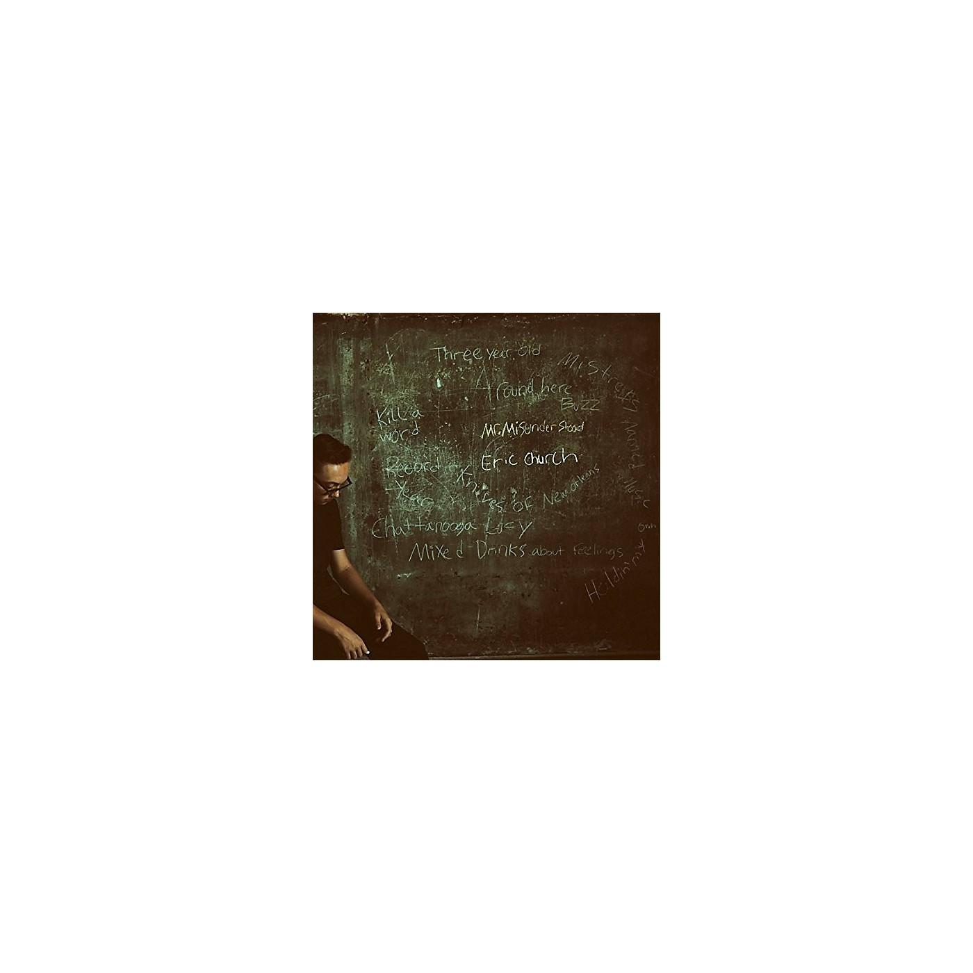 Alliance Eric Church - Mr Misunderstood (CD) thumbnail
