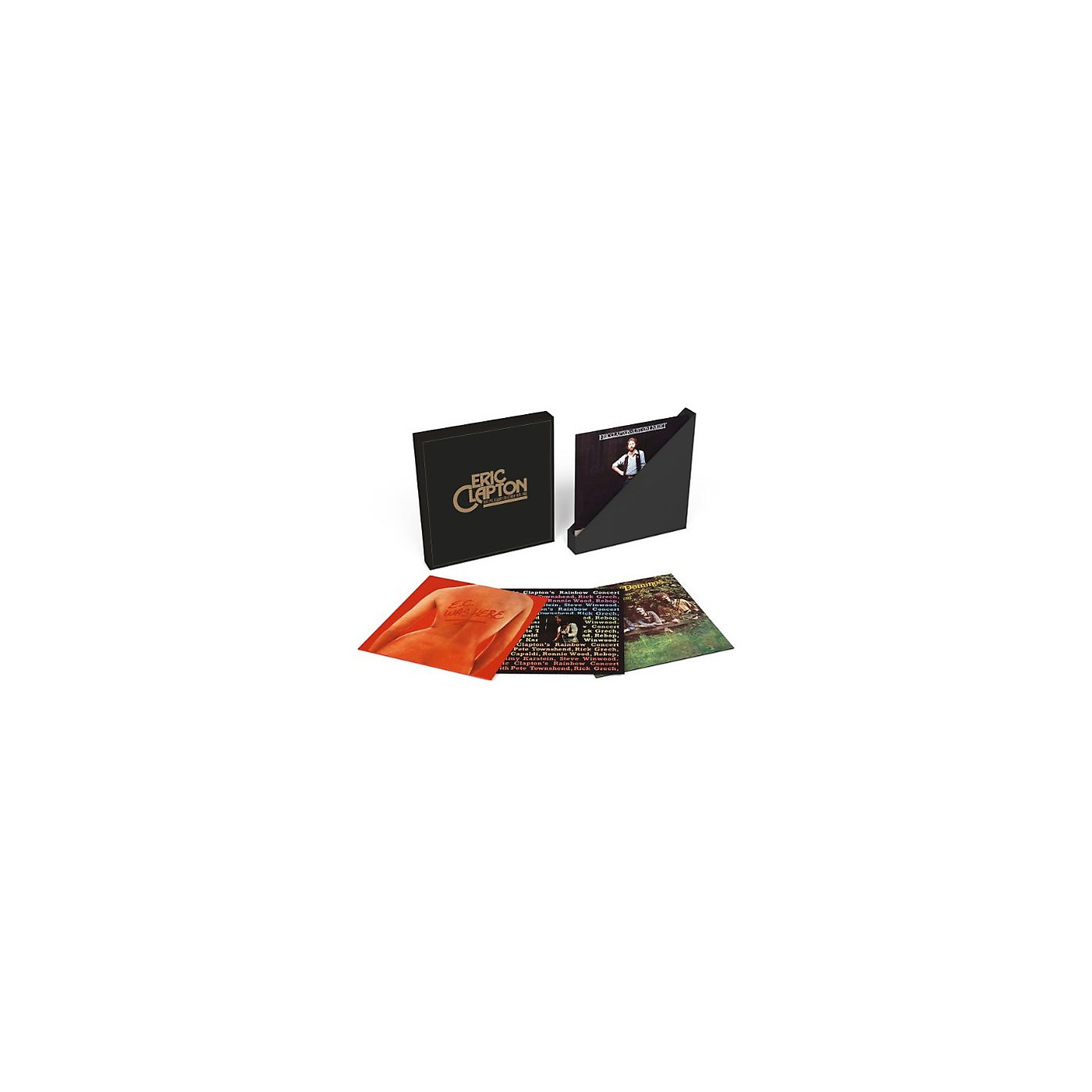 Alliance Eric Clapton - Live Album Collection thumbnail