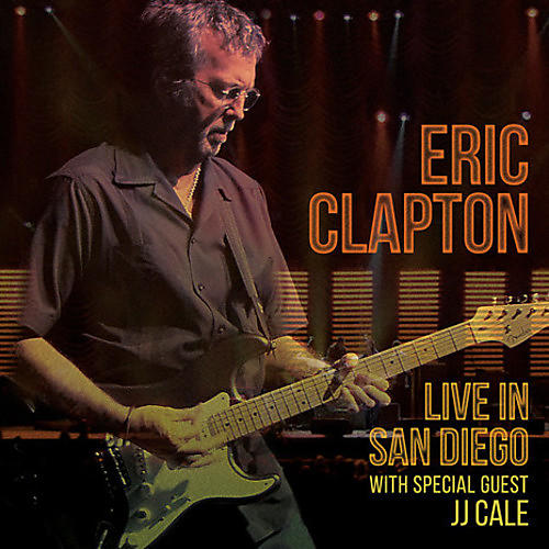Alliance Eric Clapton - Live In San Diego (with Special Guest JJ Cale) thumbnail