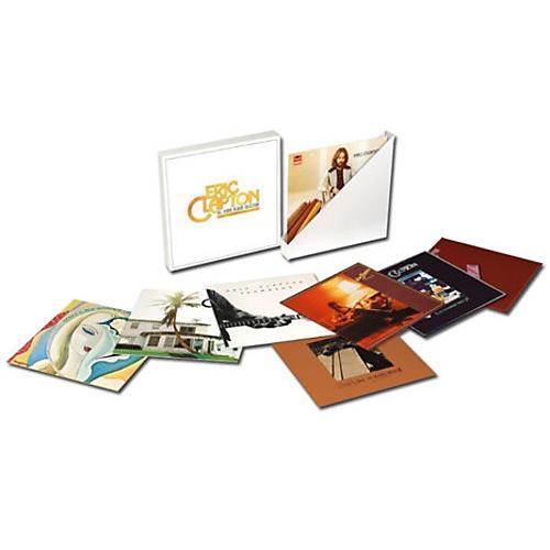 Alliance Eric Clapton - The Studio Album Collection 1970-1981 thumbnail