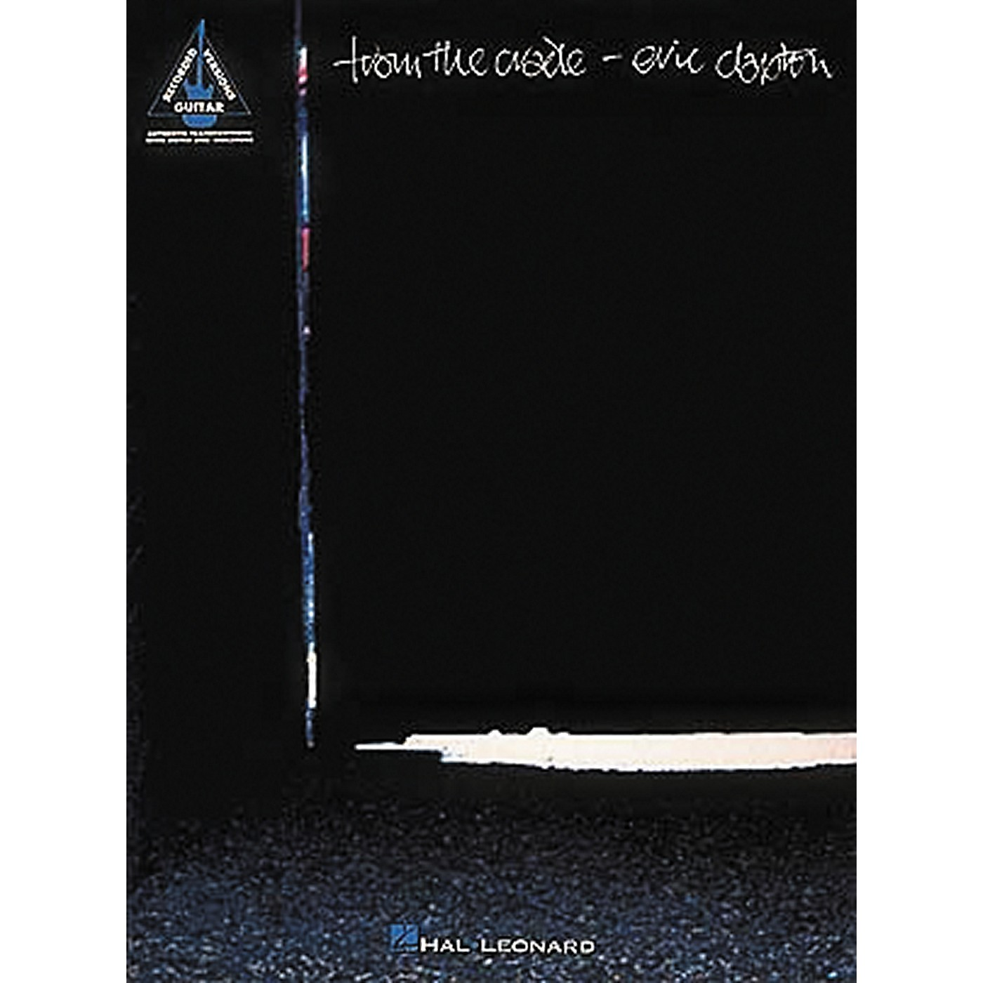 Hal Leonard Eric Clapton From the Cradle Guitar Tab Songbook thumbnail