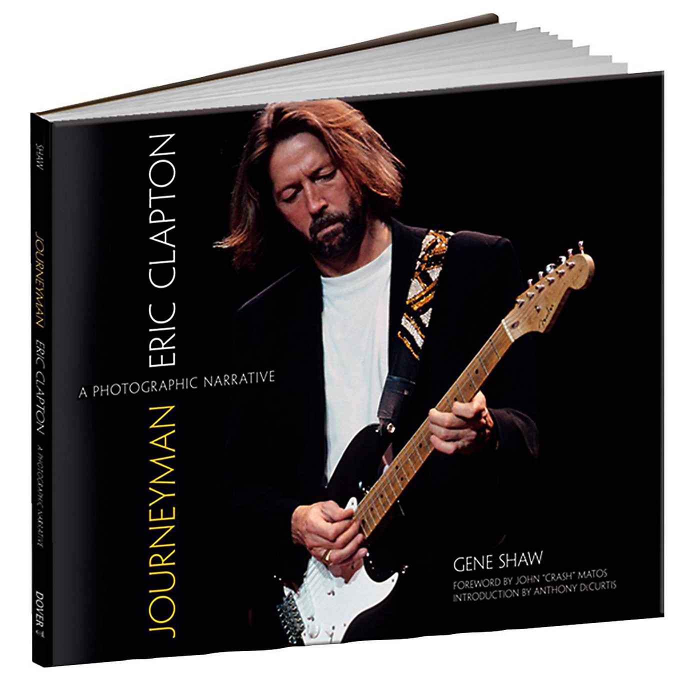 Alfred Eric Clapton Journeyman: A Photographic Narrative Hardcover Book thumbnail
